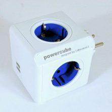 allocacoc – PowerCube original USB (4xAC + 2xUSB)