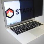 "Stark – Magnetic Privacy Screen MacBook Air 13"""