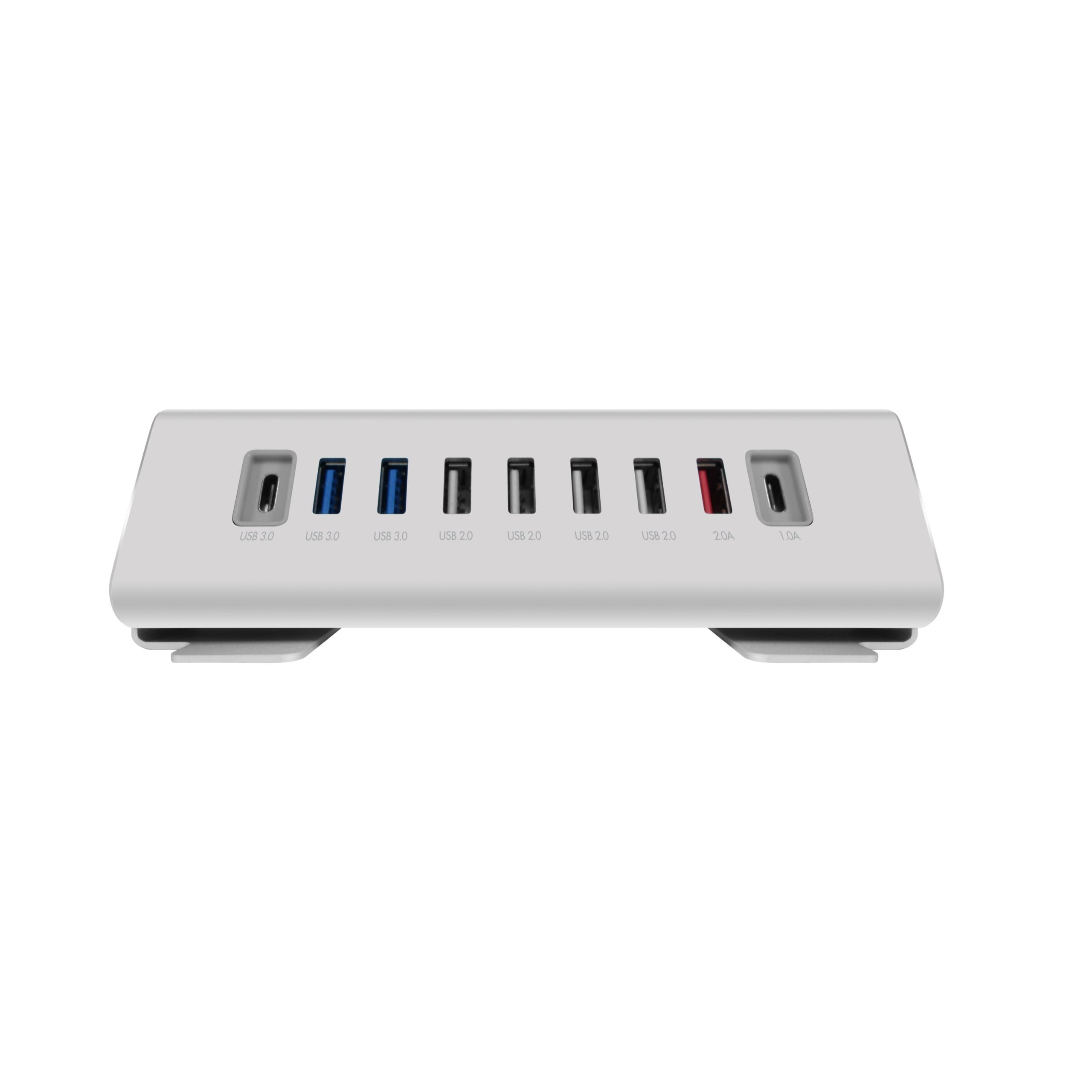 Macally – Hub USB-A (7x USB-A + 2x USB-C)