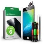 Fixxoo – Display iPhone 6 (black – with tools)