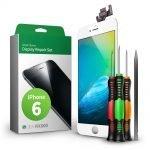 Fixxoo – Display iPhone 6 (white – with tools)