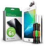 Fixxoo – Display iPhone 6s (white – with tools)