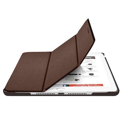 "Macally – BookStand iPad 10.2"" (brown)"